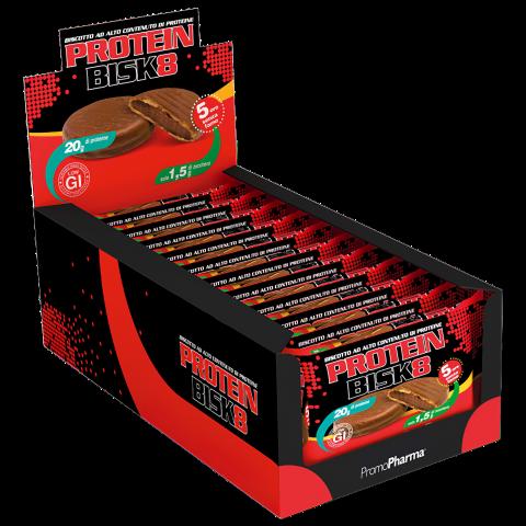 Protein Bisk8 box 12 pz