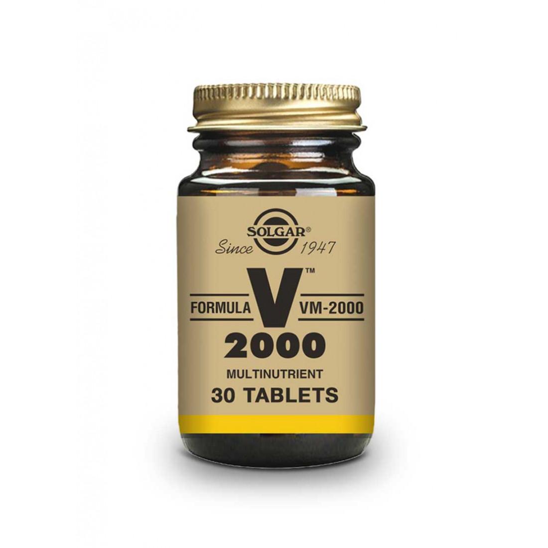 Solgar VM2000  30 compresse