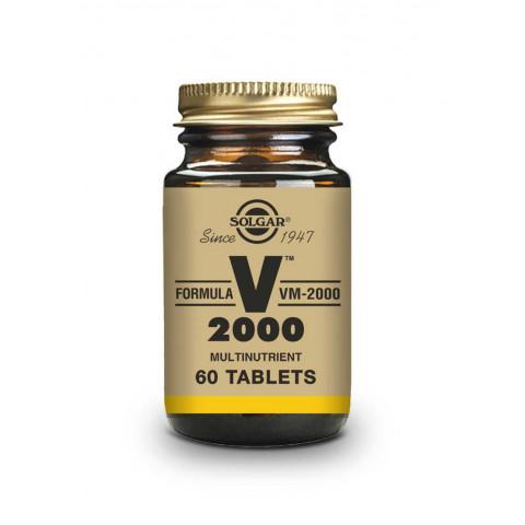 Solgar VM2000  60 compresse