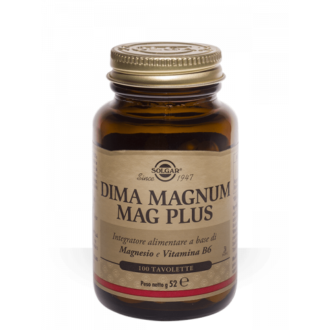 Solgar Dima Magnum Mag Plus
