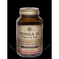 Solgar Donna 45, Boro Cal Mag